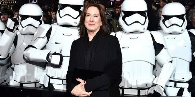 Lucasfilm Exec Kathleen Kennedy Confirms She Loves Hearing Star Wars Feedback From Fans, Even the Criticisms