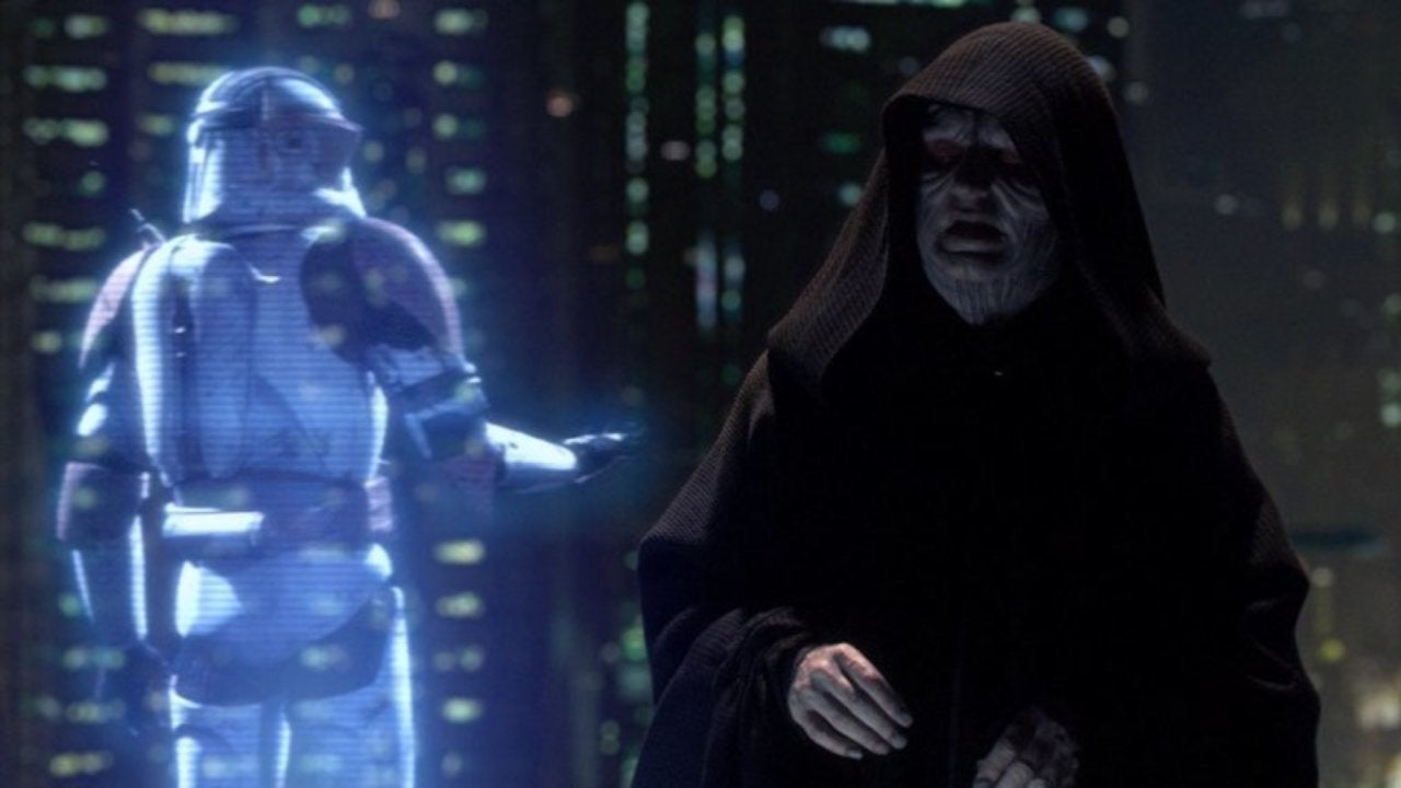 Star Wars: Revenge of the Sith' Cut Down a