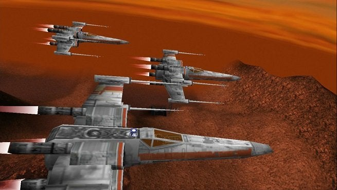 Hexbyte - Science and Tech Star Wars Rogue Squadron