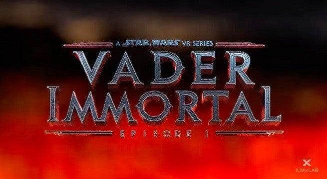 Star Wars VR Vader Immortal