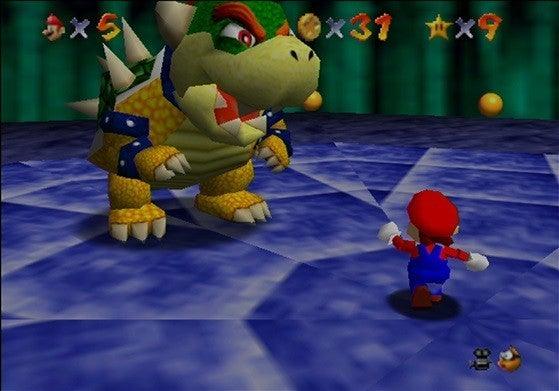 Hexbyte - Science and Tech Super Mario 64
