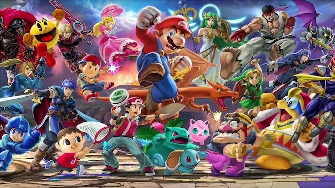 "Super Smash ""title ="" Super Smash ""height ="" 374 ""width ="" 665 ""data item ="" 1134318 ""/> [19659004] According to a new rumor, <em> Super Smash Bros. Ultimate </em> post-launch content pipeline will not be limited to new fighters and balance updates, but will rather also produce free new modes and Spirits. </p> <p> The rumors come way of LeakyPandy, who reports that it has been hearing that <em> Super Smash Bros. Ultimate </em> post-launch content will not be limited to the usual balance changes, bug fixes, and the Fighter Pass. But rather, Nintendo is planning to further add to the game down the road with free new spirits and modes. </p> <blockquote class="