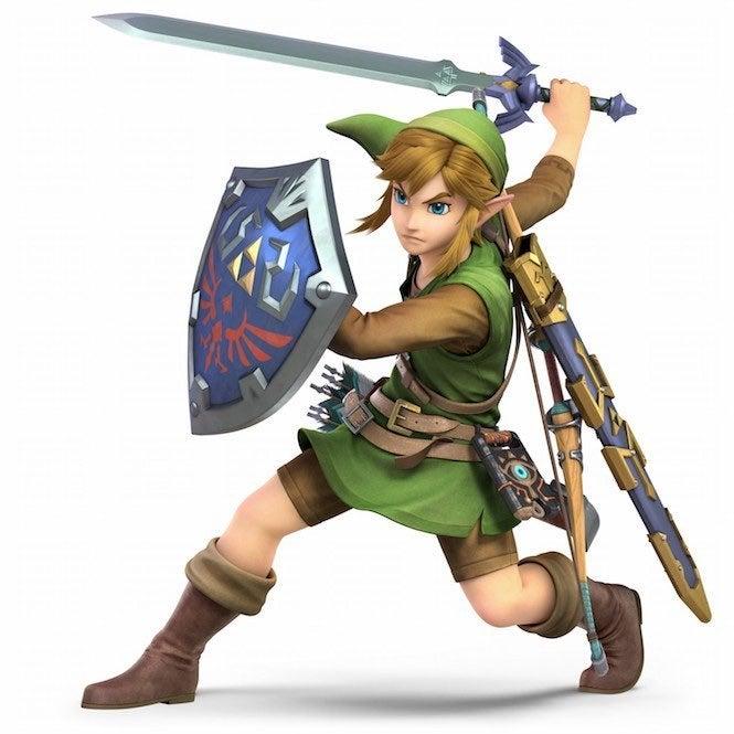 Ssb Link 'Super Smas...