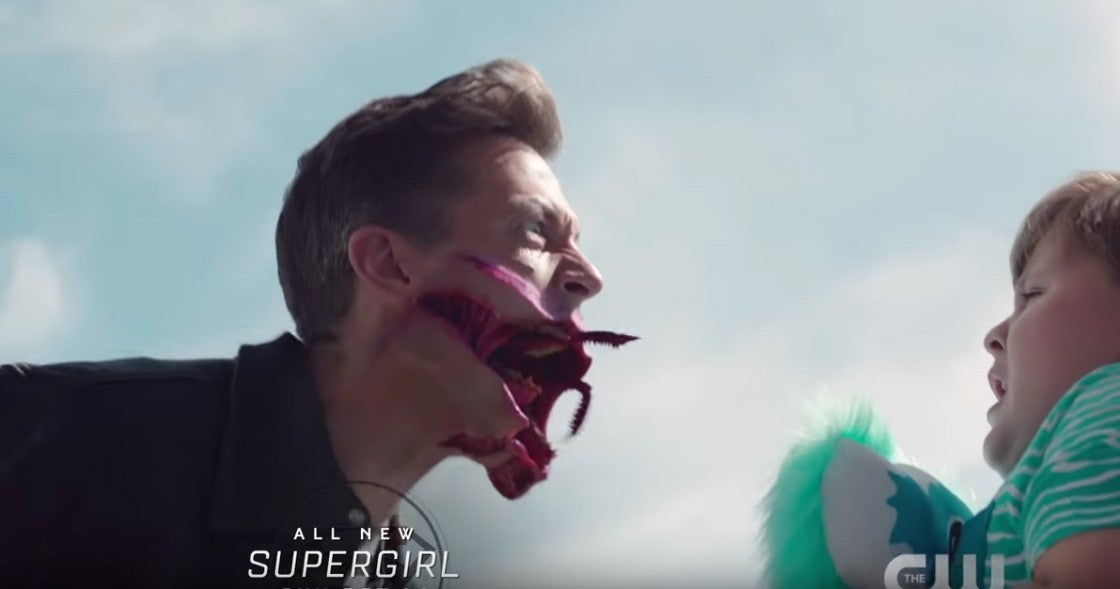 'Legends Of Tomorrow' Fan-Favorite Appears in 'Supergirl' Season 4 Premiere