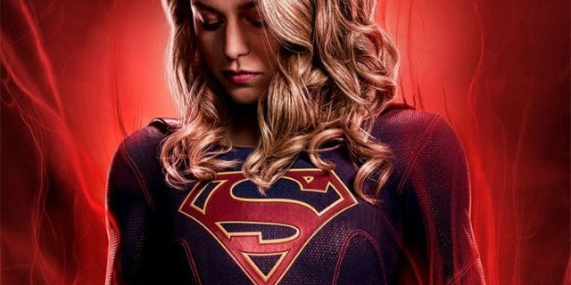 supergirl season 4 poster