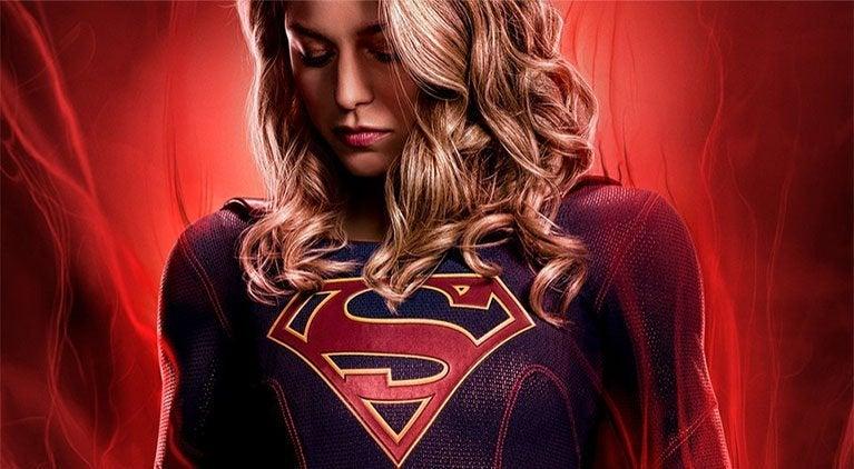 supergirl season 4 poster