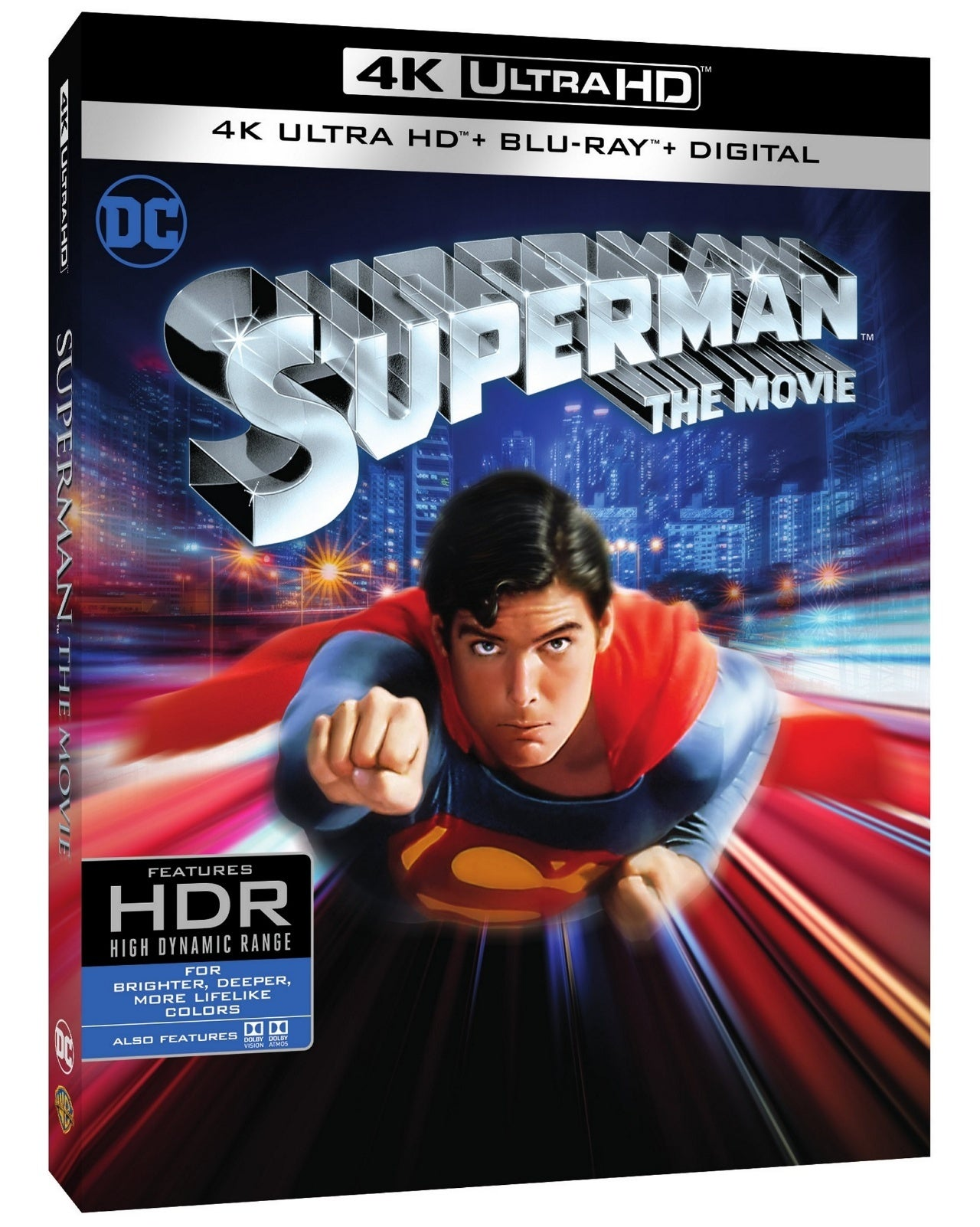 Superman: The Movie' to Be Released on Ultra HD Blu-Ray for