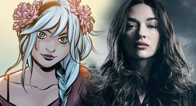 Image result for Crystal Reed as Abby Arcane: