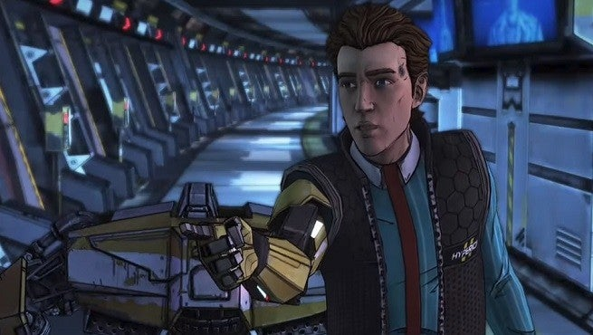 Telltale Games Tales from the Borderlands