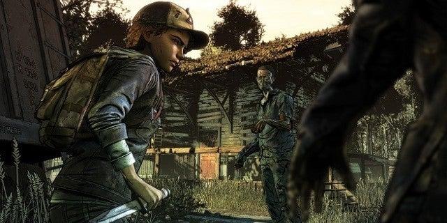Telltale Games The Walking Dead The Final Season