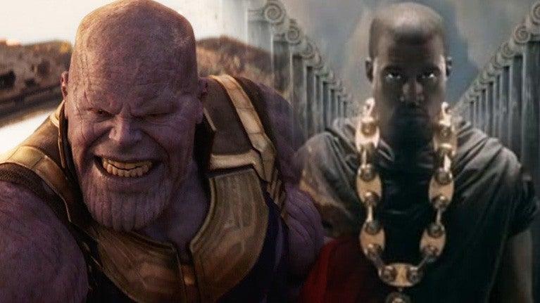 Thanos-Kanye