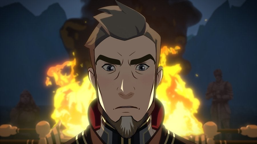 The Dragon Prince Viren