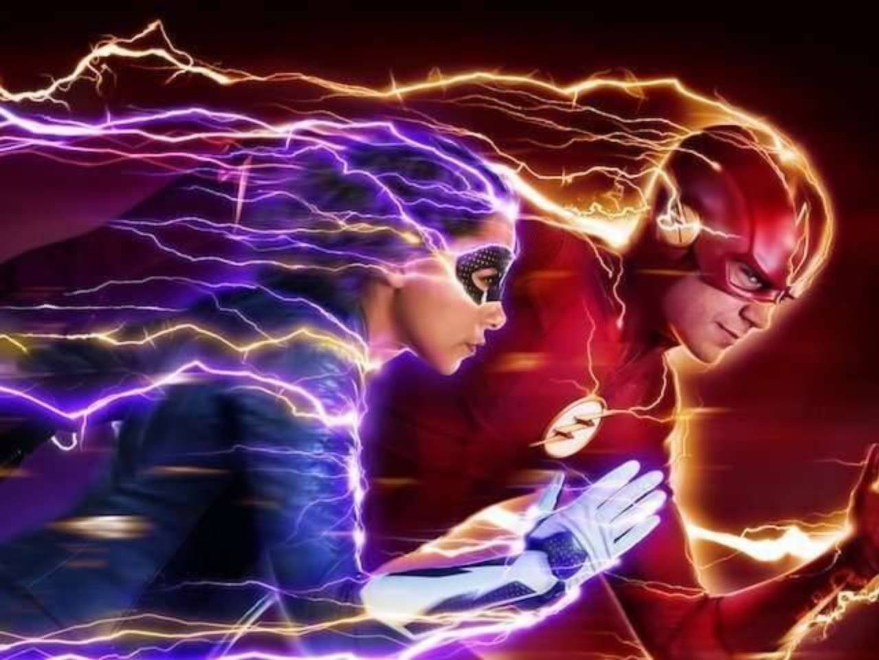 new flash suit season 5