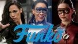 the flash female characters funko pops