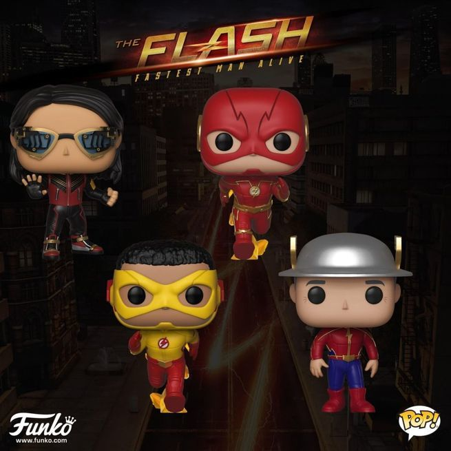 the-flash-funko-pops