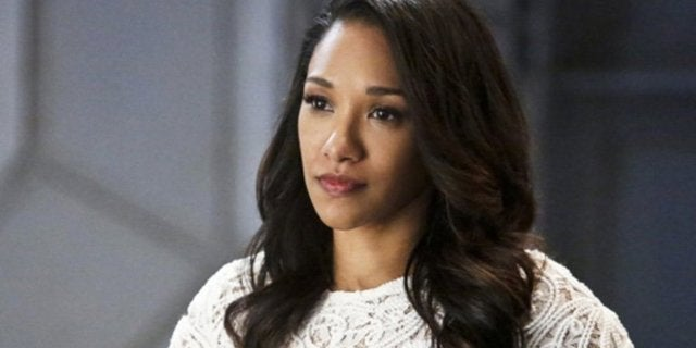 the flash iris motherhood season 5