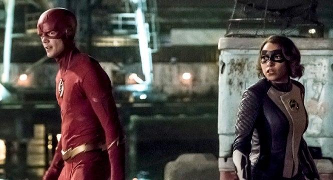 the flash season 5 barry allen nora allen