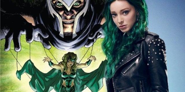 The Gifted Polaris Magneto Origin