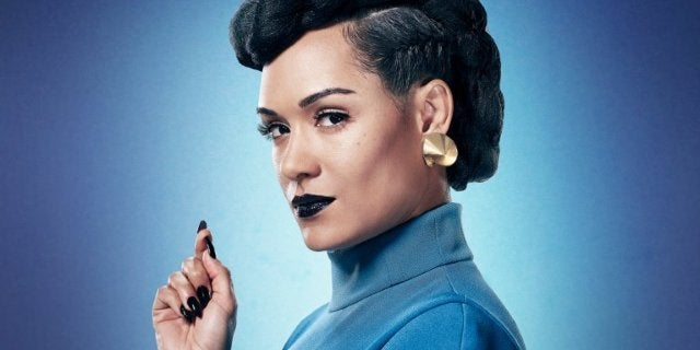 The Gifted Season 2 Grace Byers Reeva