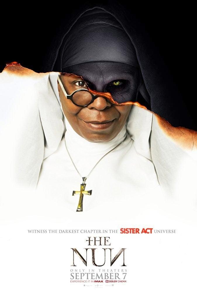 O cartaz do fã do cruzamento do ato da irmã da fr