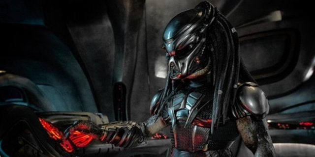 The Predator Movie Reviews 2018