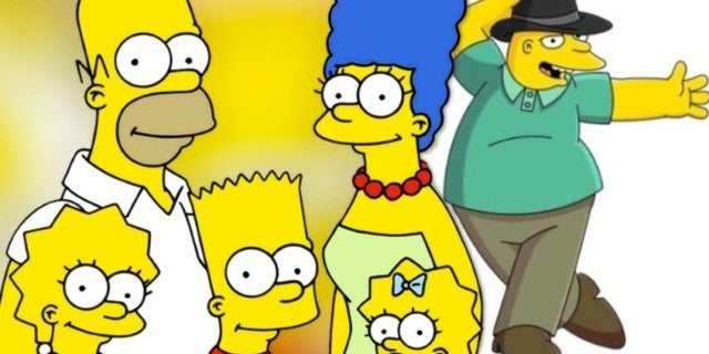 The Simpsons Leon Michael Jackson comicbookcom