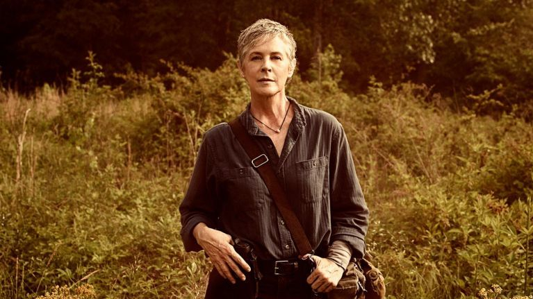 The Walking Dead Carol season 9