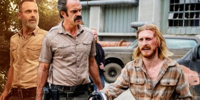 The Walking Dead Lincoln Amelio Ogg COMICBOOKCOM