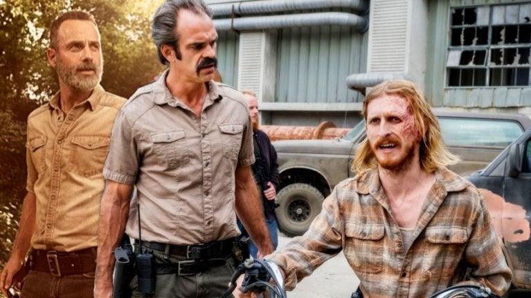 The Walking Dead Lincoln Amelio Ogg COMICBOOKCOM