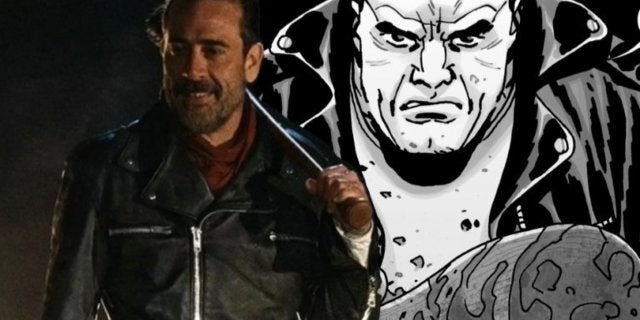 The Walking Dead Negan comicbookcom