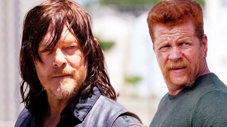 The Walking Dead Reedus Cudlitz comicbookcom