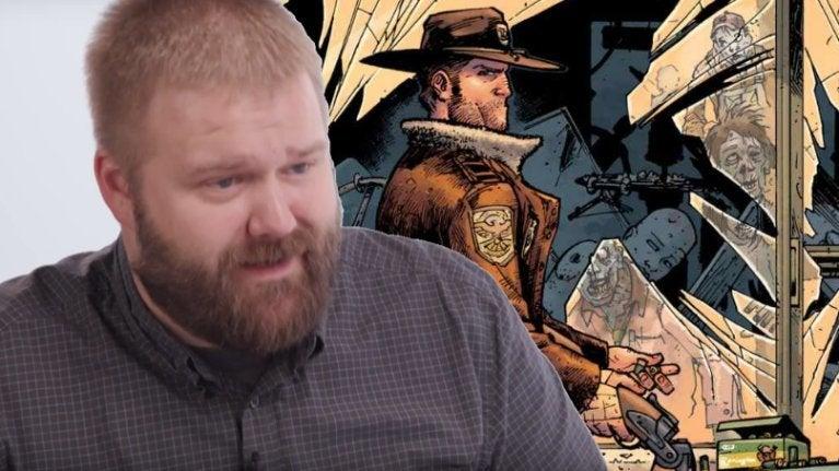 The Walking Dead Robert Kirkman comicbookcom