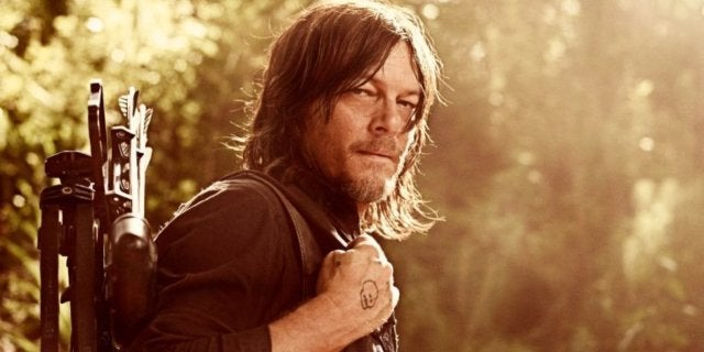 The Walking Dead Season 9 Daryl