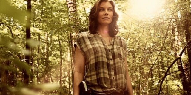The Walking Dead season 9 Maggie Cohan
