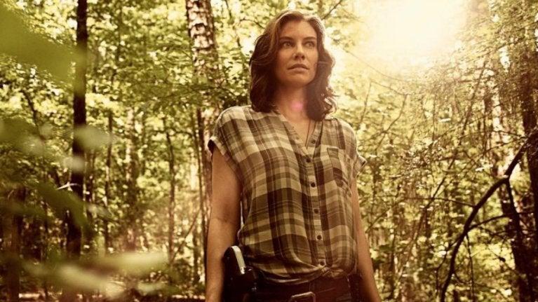 The Walking Dead season 9 Maggie Cohan