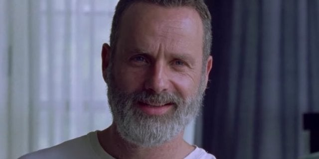 The Walking Dead season 9 Rick