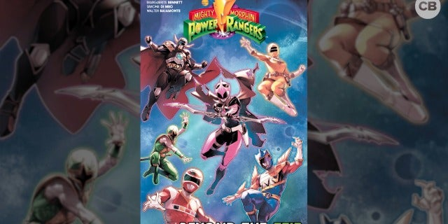 This Week in Comics: Power Rangers Shattered Grid #31 screen capture