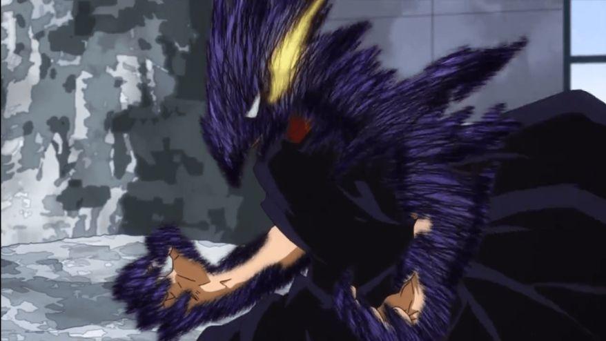 Tokoyami-My-Hero-Academia