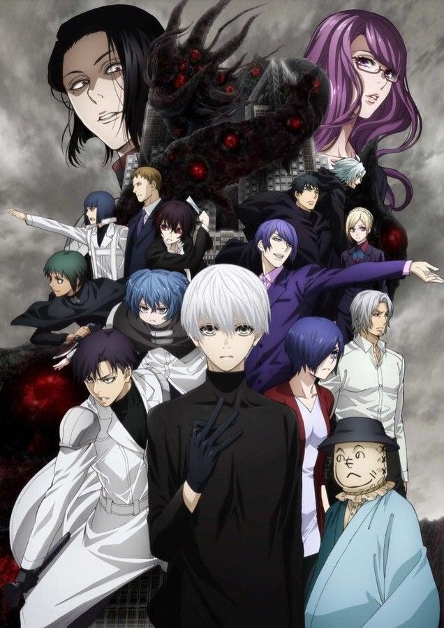Kết quả hình ảnh cho tokyo ghoul poster