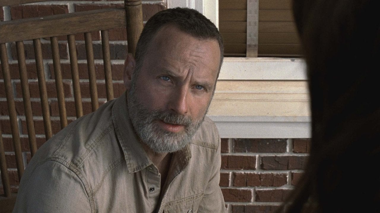 Twd Rick Death