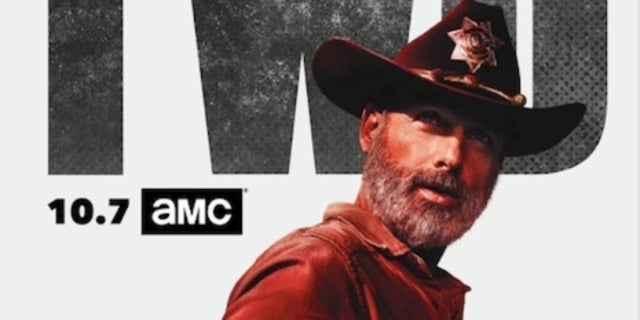 twd season 9 art rick