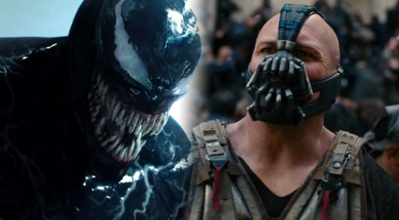 Tom Hardy Reveals Who Wins Between Venom And Bane