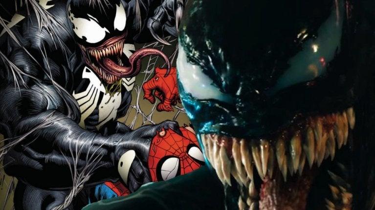 Venom movie Spider-Man comicbookcom
