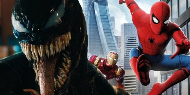 Venom Spider-Man MCU COMICBOOKCOM