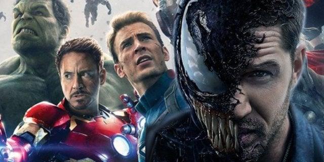 Venom vs Avengers