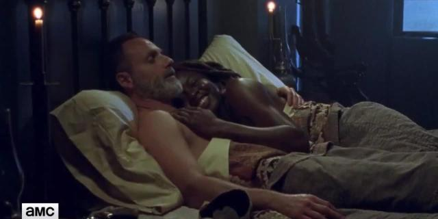Walking Dead Final Rick Grimes Episodes screen capture