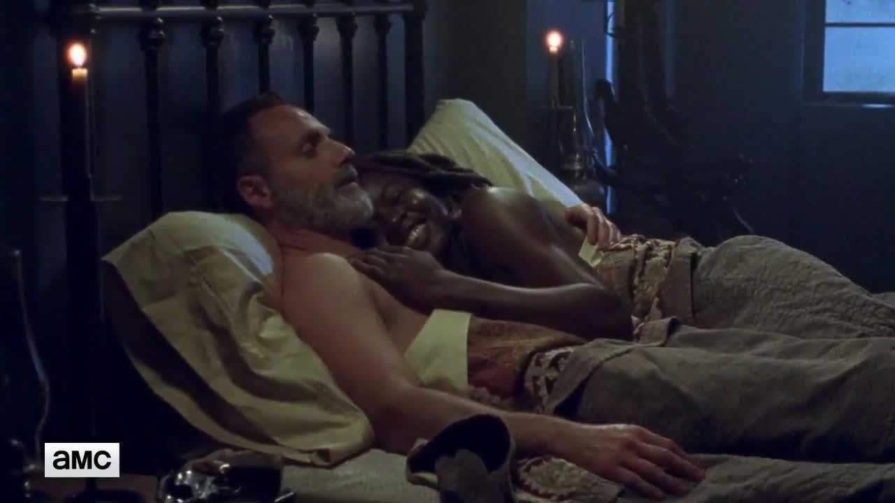 Walking Dead Final Rick Grimes Episodes screen capture