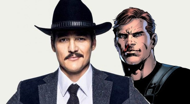 Wonder Woman 1984 Pedro Pascal Maxwell Lord