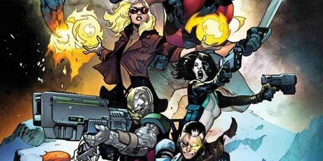 x force marvel comics cover header