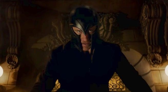 X-Men Dark Phoenix Magneto Rules Genosha